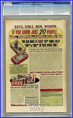Avengers #1 CGC 3.5 1963 1304344004 1st app. The Avengers
