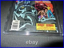 Eternals 1, 30 cent Variant CGC 9.2 NM- Origin & 1st App, J. Kirby (Marvel 1976)