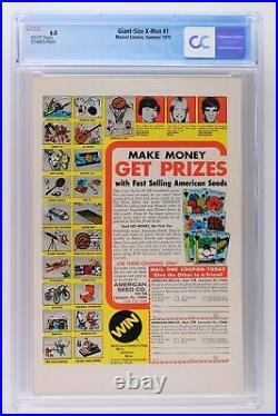 Giant-Size X-Men #1 Marvel 1975 CGC 6.0 1st App New X-Men