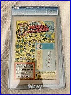 Jungle Action #6 CGC 8.0 OWithW Pages 1st App Killmonger Black Panther 1973