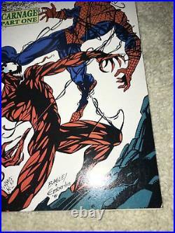Marvel Comics Amazing Spider-Man 361 Newsstand + 362 363 1st App CARNAGE