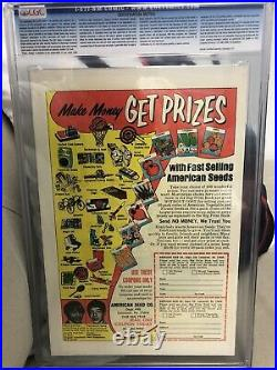 Marvel Premiere #15 CGC 9.6 1974 WHITE 1st app. And origin Iron Fist