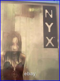 NYX#3 cbcs 9.4 (1st app. Of X-23)VHTF. Wolverine hulk 181 lot