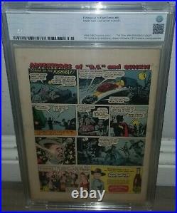 Sensation Comics 68 Cbcs Graded 1st App of HUNTRESS Wonder Woman 1946 1 Cgc Rare