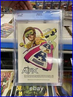 Shazam #! CGC 9.0 1973 DC 1st App (DC) Captain Marvel Since the Golden Age