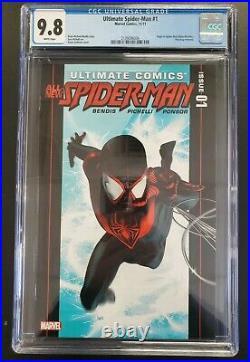 Ultimate Comics All-New Spider-Man #1 CGC 9.8 1st app Aaron Davis (Prowler)