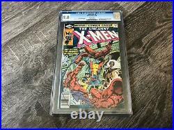 Uncanny X-Men #129 CGC 9.8 White 1st App Kitty Pryde Emma Frost Sebastian Shaw