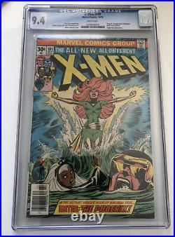 X-Men #101 CGC 9.4 Origin & 1st app of Phoenix! WHITE PAGES
